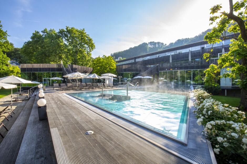 Schwimmbecken Kurhaus Bad Gleichenberg